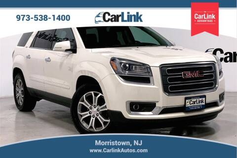 2014 GMC Acadia for sale at CarLink in Morristown NJ