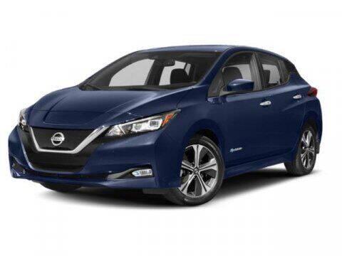 2018 Nissan LEAF for sale at Hanlees Davis Nissan Chevrolet in Davis CA