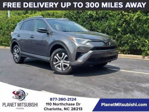 2018 Toyota RAV4 for sale at Planet Automotive Group in Charlotte NC