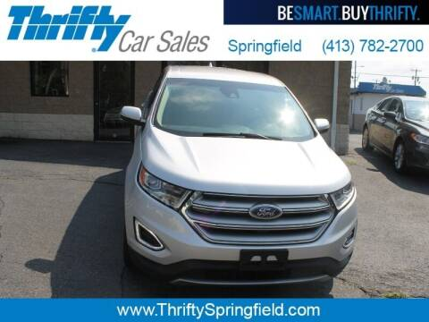 2018 Ford Edge for sale at Thrifty Car Sales Springfield in Springfield MA