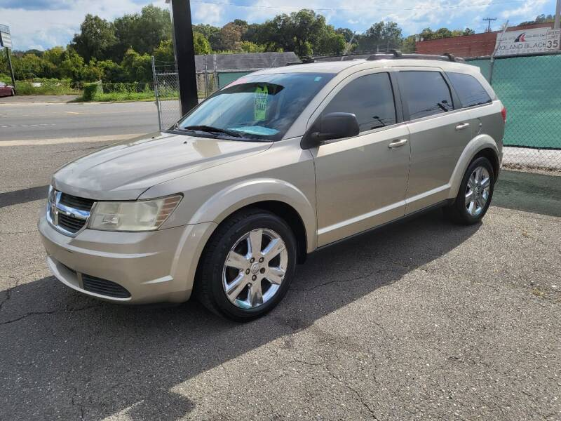 2009 Dodge Journey for sale at LINDER'S AUTO SALES in Gastonia NC