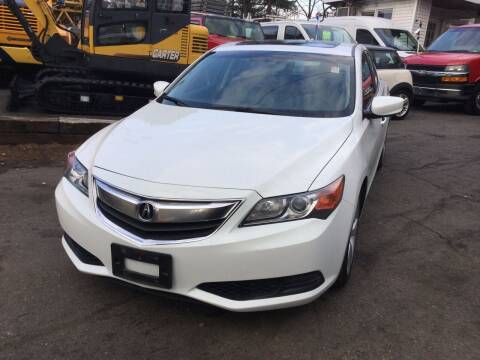 2014 Acura ILX for sale at White River Auto Sales in New Rochelle NY