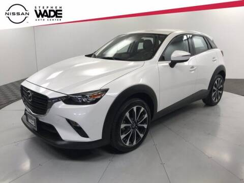 2019 Mazda CX-3 for sale at Stephen Wade Pre-Owned Supercenter in Saint George UT