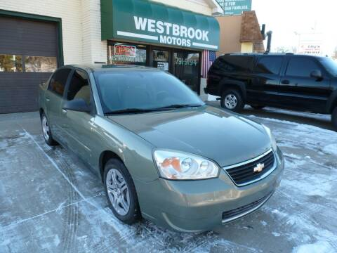 2006 Chevrolet Malibu for sale at Westbrook Motors in Grand Rapids MI