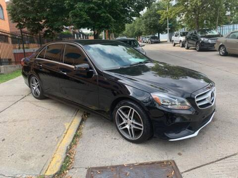 2014 Mercedes-Benz E-Class for sale at Sylhet Motors in Jamaica NY