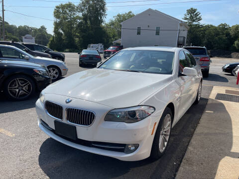 2011 BMW 5 Series for sale at Top Quality Auto Sales in Westport MA
