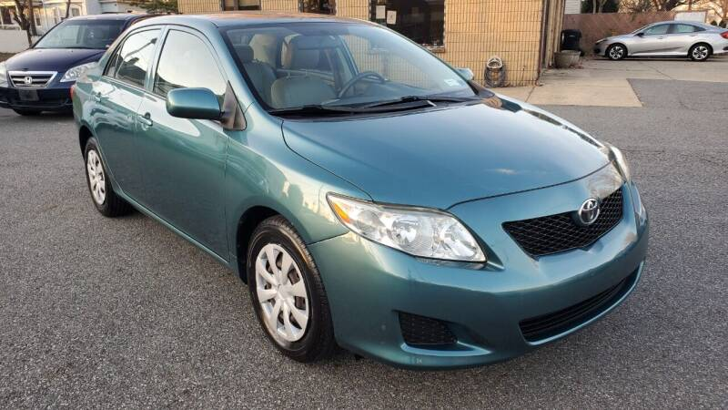 2009 Toyota Corolla for sale at Citi Motors in Highland Park NJ