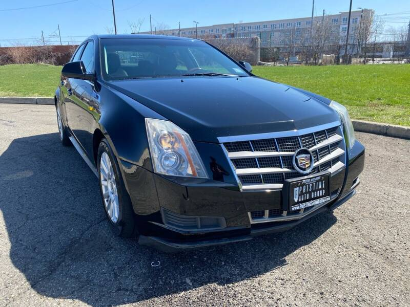 2012 Cadillac CTS for sale at Pristine Auto Group in Bloomfield NJ