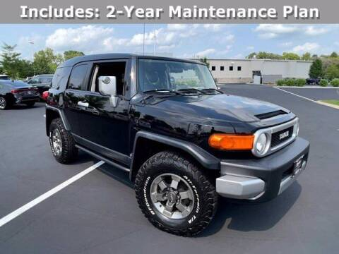 2007 Toyota FJ Cruiser for sale at Smart Motors in Madison WI
