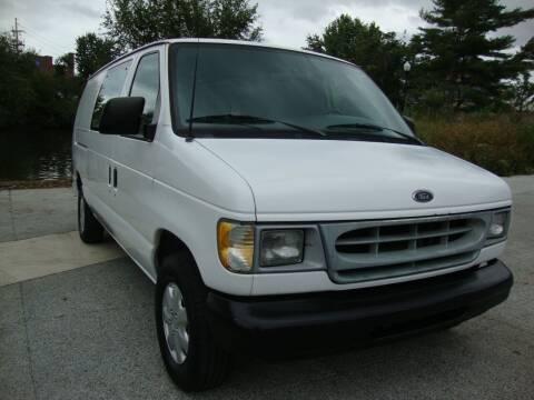 2000 Ford E-150 for sale at Discount Auto Sales in Passaic NJ