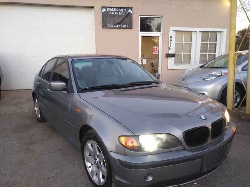 2004 BMW 3 Series for sale at Sparks Auto Sales Etc in Alexis NC
