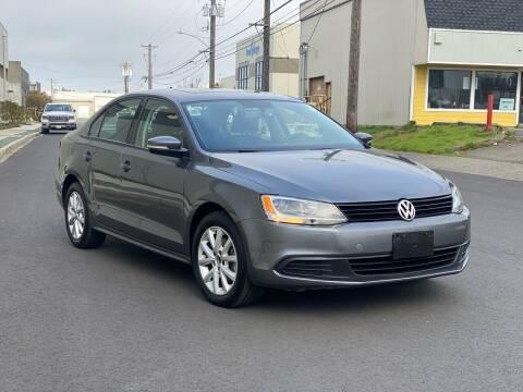 2012 Volkswagen Jetta for sale at Washington Auto Sales in Tacoma WA
