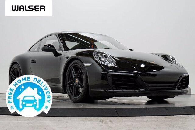 2017 Porsche 911 for sale in Bloomington, MN