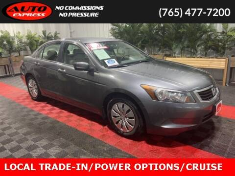 2009 Honda Accord for sale at Auto Express in Lafayette IN