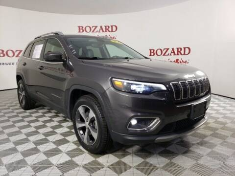 2019 Jeep Cherokee for sale at BOZARD FORD in Saint Augustine FL