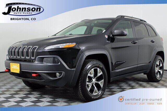 2018 Jeep Cherokee for sale in Brighton, CO