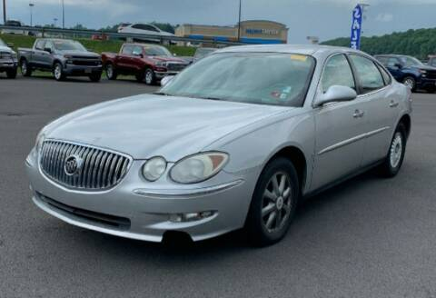 2009 Buick LaCrosse for sale at BSA Pre-Owned Autos LLC in Hinton WV