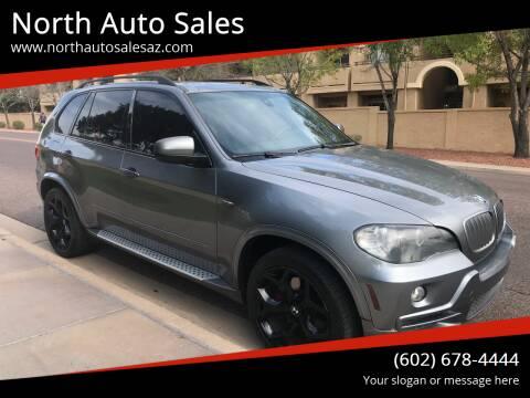 2008 BMW X5 for sale at North Auto Sales in Phoenix AZ