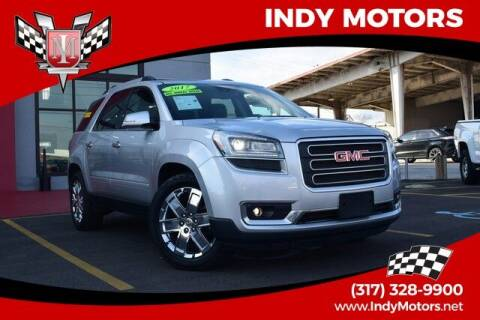 2017 GMC Acadia Limited for sale at Indy Motors Inc in Indianapolis IN