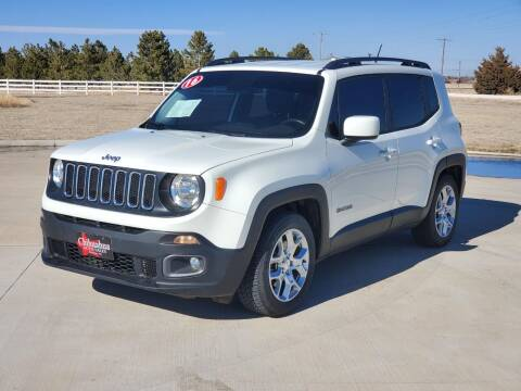 2016 Jeep Renegade for sale at Chihuahua Auto Sales in Perryton TX