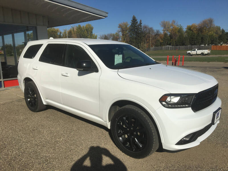 2018 Dodge Durango for sale at Drive Chevrolet Buick Rugby in Rugby ND