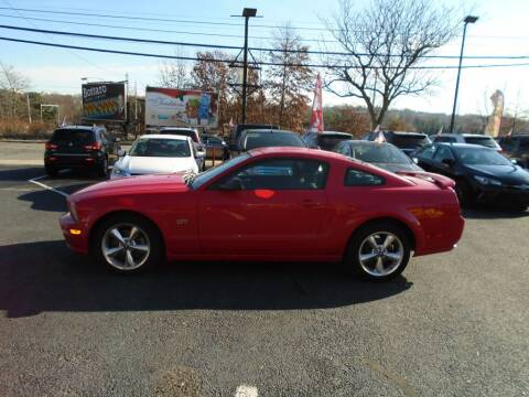 2007 Ford Mustang for sale at Gemini Auto Sales in Providence RI