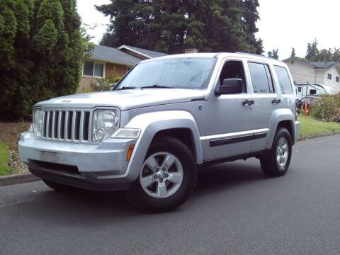 2009 Jeep Liberty for sale at Redline Auto Sales in Vancouver WA