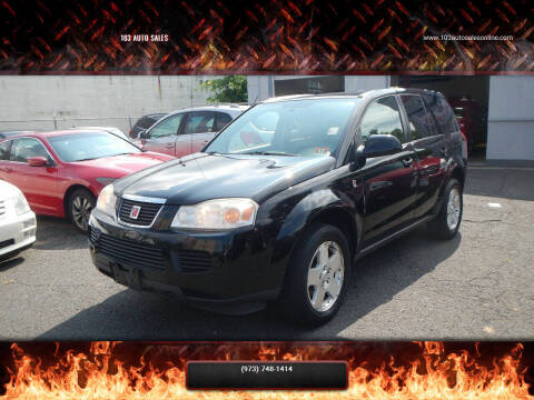 2006 Saturn Vue for sale at 103 Auto Sales in Bloomfield NJ