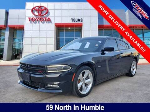 2015 Dodge Charger for sale at TEJAS TOYOTA in Humble TX
