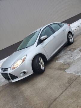 2013 Ford Focus for sale at Born Again Auto's in Sioux Falls SD