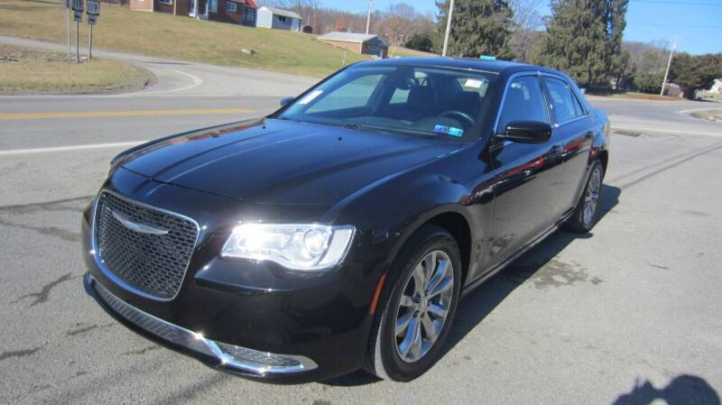 2015 Chrysler 300 for sale at Auto Outlet of Morgantown in Morgantown WV