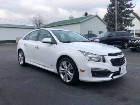 2015 Chevrolet Cruze for sale at Tip Top Auto North in Tipp City OH