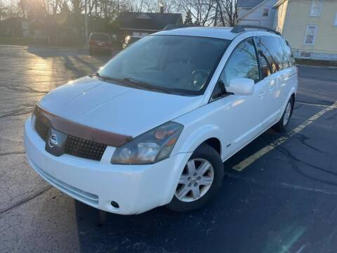 2006 Nissan Quest for sale at Your Car Source in Kenosha WI