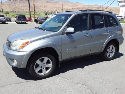 2004 Toyota RAV4 for sale at Super Sport Motors LLC in Carson City NV