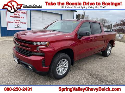 2021 Chevrolet Silverado 1500 for sale at Spring Valley Chevrolet Buick in Spring Valley MN