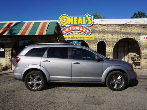 2016 Dodge Journey for sale at Oneal's Automart LLC in Slidell LA
