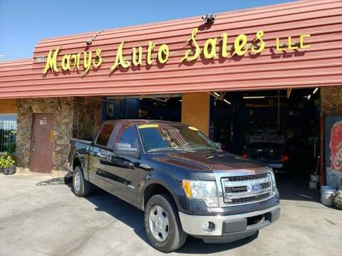 2013 Ford F-150 for sale at Marys Auto Sales in Phoenix AZ