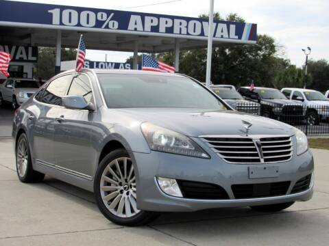 2015 Hyundai Equus for sale at Orlando Auto Connect in Orlando FL