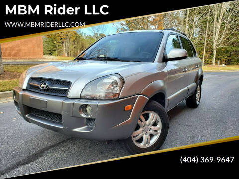 2007 Hyundai Tucson for sale at MBM Rider LLC in Alpharetta GA