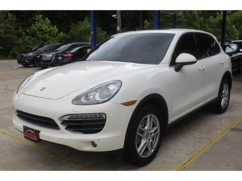2012 Porsche Cayenne for sale at Inline Auto Sales in Fuquay Varina NC
