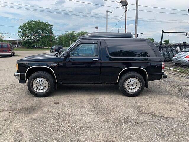 1985 Chevrolet S-10 Blazer for sale in Beavercreek, OH
