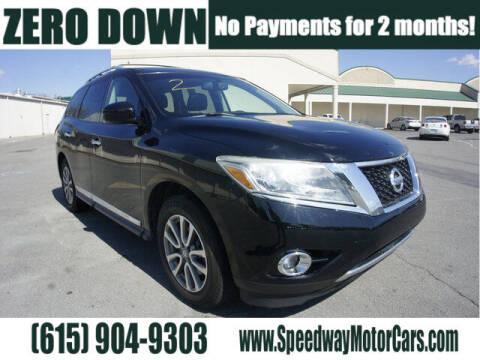 2014 Nissan Pathfinder for sale at Speedway Motors in Murfreesboro TN