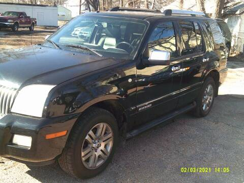 2007 Mercury Mountaineer for sale at D & D Auto Sales in Topeka KS