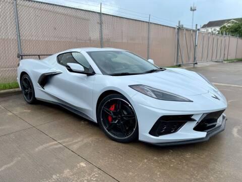 2020 Chevrolet Corvette for sale at Team X-TREME in Houston TX