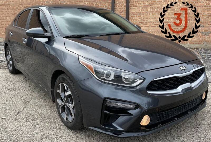 2019 Kia Forte for sale at 3 J Auto Sales Inc in Arlington Heights IL