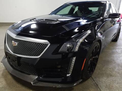 2016 Cadillac CTS-V for sale at Advantage Auto Direct in Kent WA