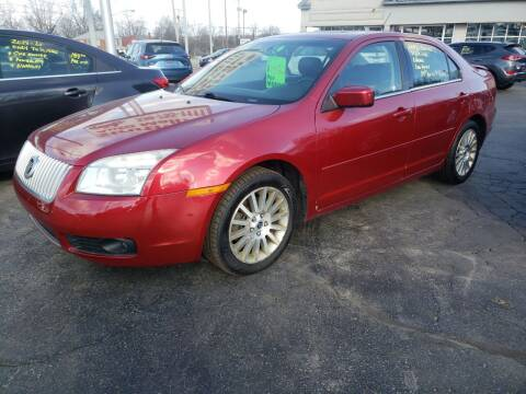 2007 Mercury Milan for sale at STRUTHER'S AUTO MALL in Austintown OH