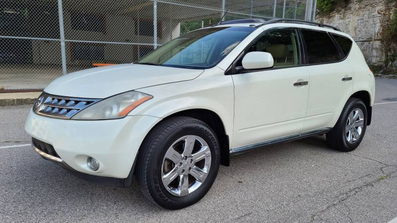 2006 Nissan Murano for sale at Green Life Auto, Inc. in Nashville TN