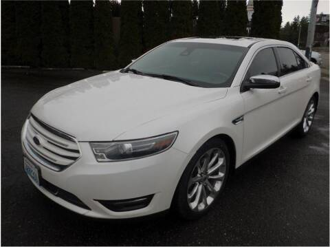 2015 Ford Taurus for sale at Klean Carz in Seattle WA