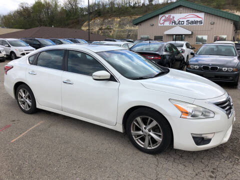 2013 Nissan Altima for sale at Gilly's Auto Sales in Rochester MN